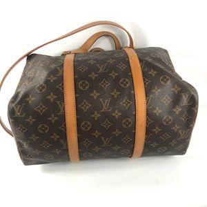 Louis Vuitton Bags - RARE WEEKEND BAG🔥CROSSBODY DUFFLE LOUIS VU…